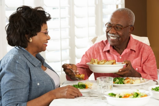 Promote Healthy Diet Even with Senior Appetite Problems