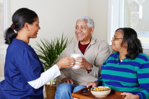 4 Reasons Why a Senior Loved One Isn't Eating Enough